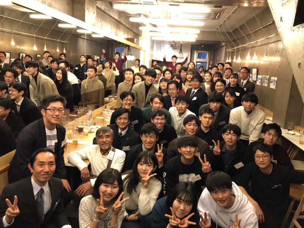 I-CAS設立20周年記念パーティーにて