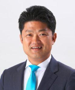 福岡市長プロフィール写真